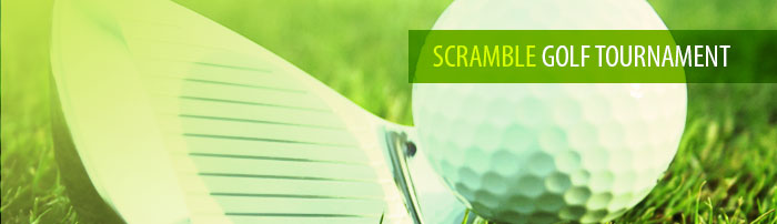 HEADER : Men : Golf Tournament