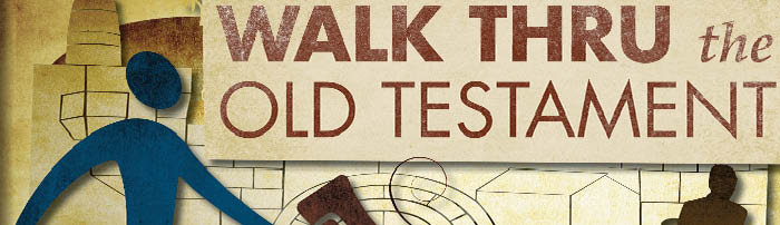 WALK THRU THE OLD TESTAMENT— Interactive Workshop img